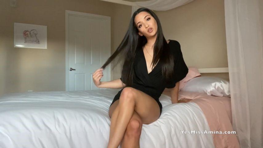 [Full HD] Miss Amina Be My Caged Cuck Miss Amina - ManyVids-00:11:08   Chastity,Cuckolding,Financial Domination,Femdom POV - 211,5 MB