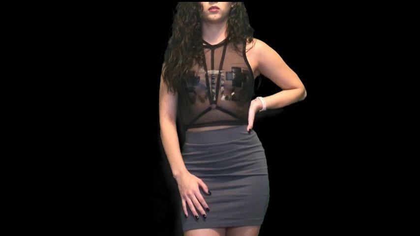 [Full HD] miss amina dick pic payback blackmail fantasy Miss Amina - ManyVids-00:06:45 | Blackmail Fantasy,Financial Domination,Humiliation,SFW - 395,6 MB