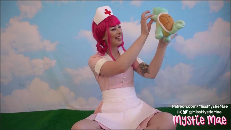 [Full HD] Mystie Mae Nurse Joy Cosplay Teaser Mystie Mae Mystie Mae - Manyvids-00:02:00 | Size - 41,2 MB
