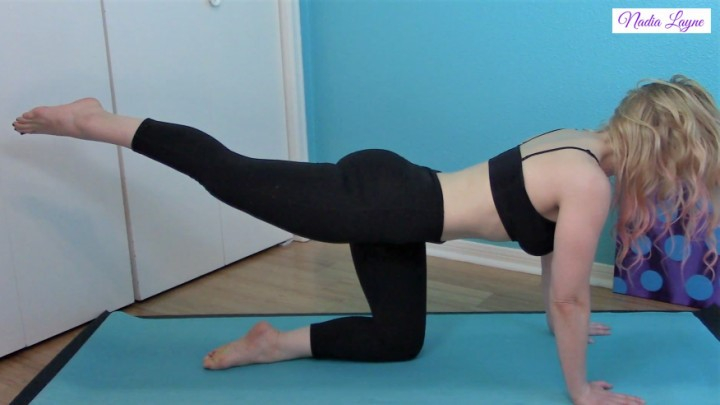 [Full HD] Nadia Layne Yoga Guided Yoga Practice Focus On Abs Nadia Layne Yoga - ManyVids-00:08:33 | Yoga,Yoga Pants,Fitness,SFW,Ethical Tube Site - 206,8 MB