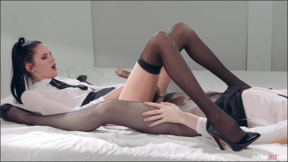 [Full HD] Office Girls Mia &Amp; Rossy Bush Strapless Dildo Fuck Mia, Rossy Bush - SiteRip-00:24:24 | Office Lady, Condom, Tribbing, High Heels, Pantyhose - 1 GB
