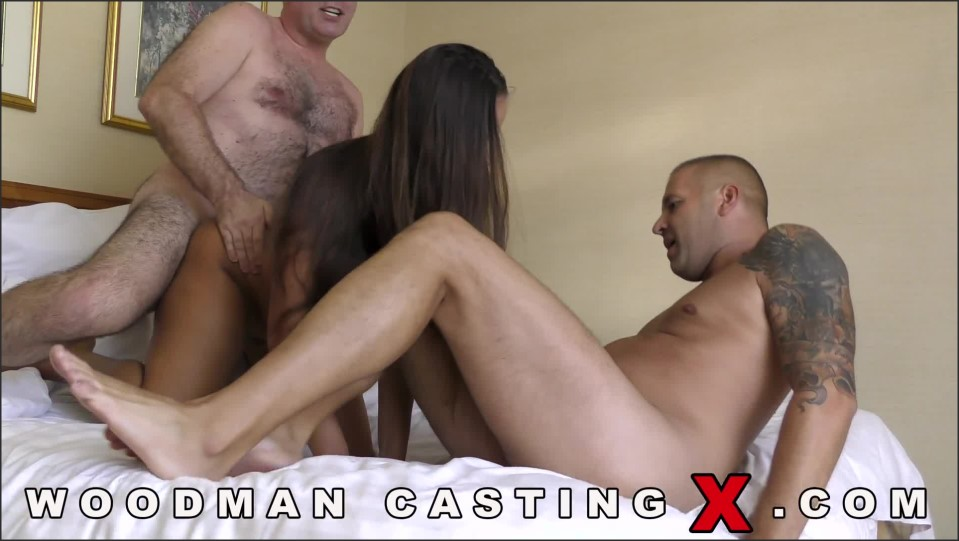 Anal olivia nice Woodman Casting