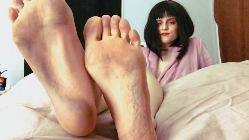[Full HD] Pink Pagan Degrading Your Sick Foot Addiction Pt 2 Pink_Pagan - ManyVids-00:15:18 | Barefoot,Foot Fetish,Height Humiliation,Kink,Soles - 709,4 MB