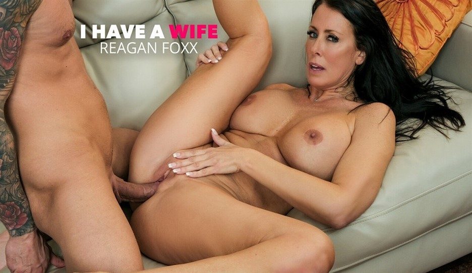 [Full HD] Reagan Foxx. Hot Milf Reagan Foxx fucks a married man Reagan Foxx - SiteRip-00:34:27 | Ass smacking, Big Dick, MILFs, Big Tits, Brunette, Cum on Tits, Blow Job, American, Piercings, Cauca...