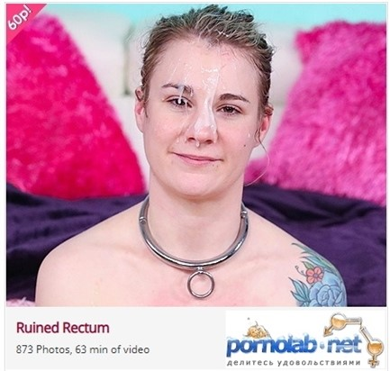 [Full HD] Ruined Rectum Ruined Rectum - SiteRip-01:03:00 | ThroatFuck, Oral, DP, Anal, Pissing, Humiliation, Facial, Vomit, Blowjobs - 2,3 GB