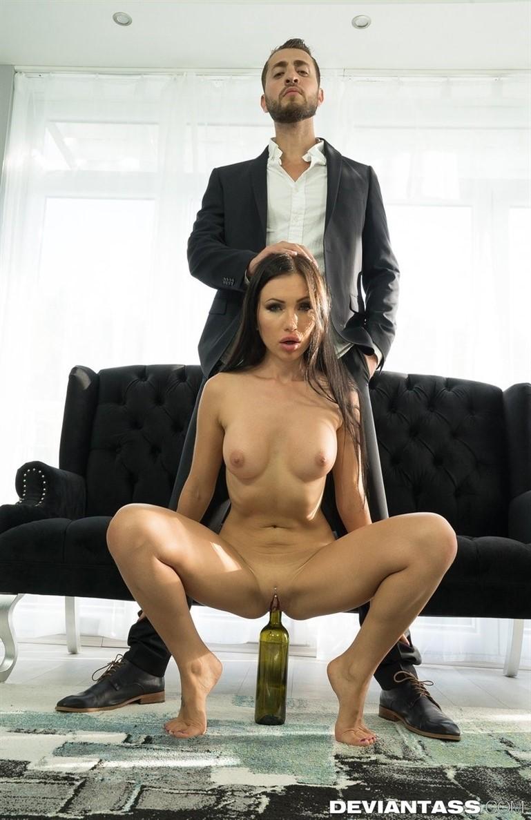 [HD] Sasha Rose - Wine Tasting And Anal Gaping Mix - SiteRip-00:34:48 | 1On1, Bj, Anal - 3 GB