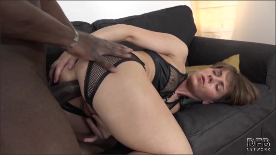 [Full HD] Sasha Zima - Short Haired Babe Up For Black Anal Mix - SiteRip-00:30:45 | Anal, IR, Gonzo - 1,1 GB