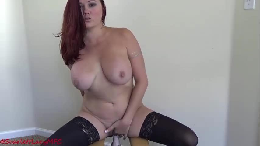 [SD] Scarlettlacy New Hitachi And Monkey Rocker Cum ScarlettLacy - ManyVids-00:13:45   Big Boobs,Bouncing Boobs,Hitachi,Masturbation,Redhead - 93,8 MB