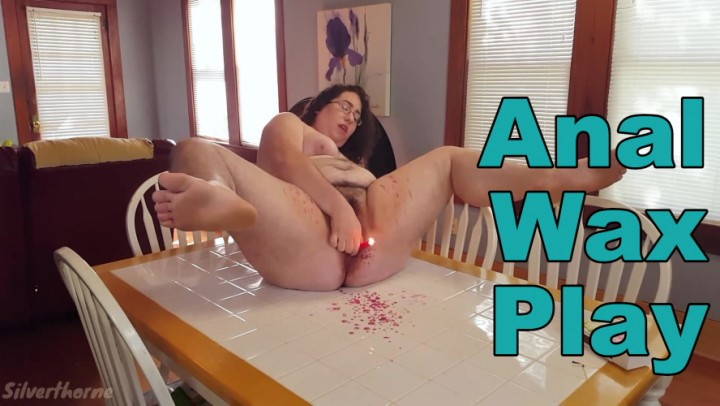 [Full HD] Silverthorne Lit Candle Anal Wax Play Silverthorne - ManyVids-00:08:53 | Anal,Hairy,Kitchen Table,Wax Play,Odd Insertions - 257,8 MB