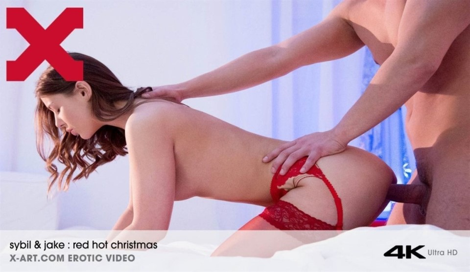 [HD] Sybil A. Red Hot Christmas Sybil A - SiteRip-00:16:05 | All Sex - 593,7 MB