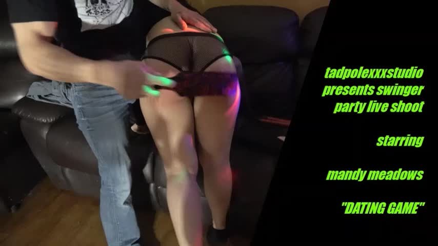 [SD] Tadpolexxxstudio Mandy Meadows Shoot At A Swingers Party TadPoleXXXStudio - ManyVids-00:41:18 | Blow Jobs,Bukkake,Facials,Reality Porn,Spanking - 618,3 MB