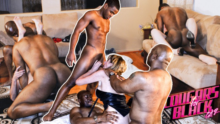 [Full HD] The Mandingo Club Cougars 4 Black Part 2 The MANDINGO Club - ManyVids-00:23:33 | Anal,BBC,Slut Training,Cuckolding,Hot Wives - 1,7 GB