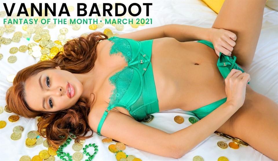 [4K Ultra HD] Vanna Bardot - March 2021 Fantasy Of The Month Vanna Bardot - SiteRip-00:24:28 | All Sex, Lingerie, Rough Sex, Redhead, Latina, Passion, Cowgirl, Panties, Blowjob, Handjob, Petite - 3,3 GB