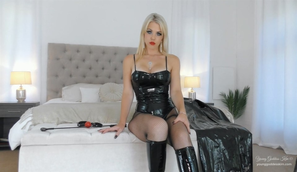 [Full HD] Young Goddess Kim. Too Hot To Handle JOI Young Goddess Kim - SiteRip-00:10:23 | Blonde, High Heels, Femdom, Shiny Fetish, Humiliation, Jerk Off Instruction, Boot Fetish, Orgasm Control - 486,4 MB