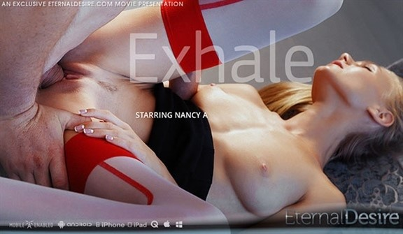 [Full HD] 2016-05-08 Nancy A - Exhale Nancy A - SiteRip-00:14:48 | All Sex - 540,7 MB