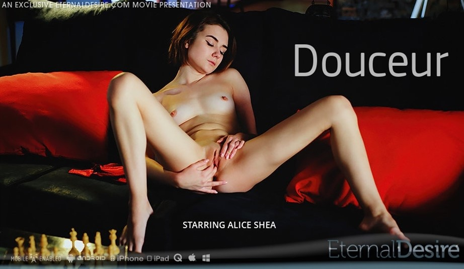 [Full HD] 2018-08-27 Alice Shea - Douceur Alice Shea - SiteRip-00:06:17 | Masturbation, Solo - 228,9 MB