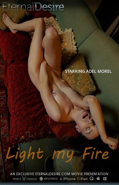 [Full HD] 2019-06-18 Adel Morel - Light My Fire Adel Morel - SiteRip-00:10:47 | Masturbation, Solo - 391,8 MB