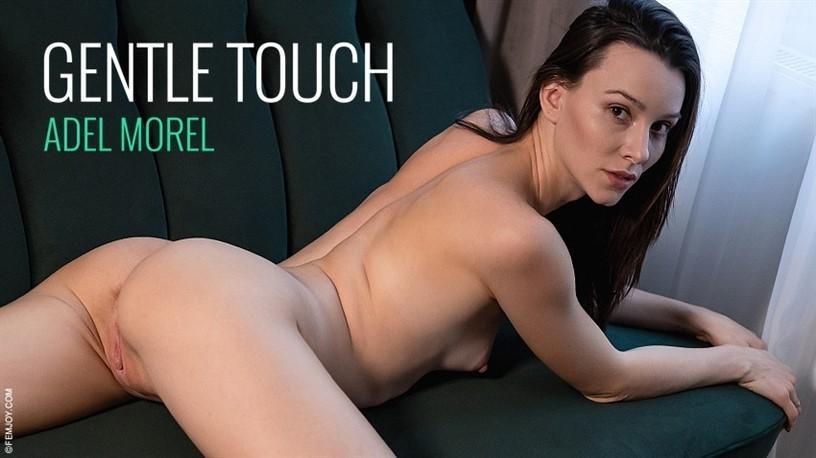 [Full HD] 2020-03-21 Adel Morel - Gentle Touch Adel Morel - SiteRip-00:11:36 | Masturbation, Solo, Posing - 509,3 MB
