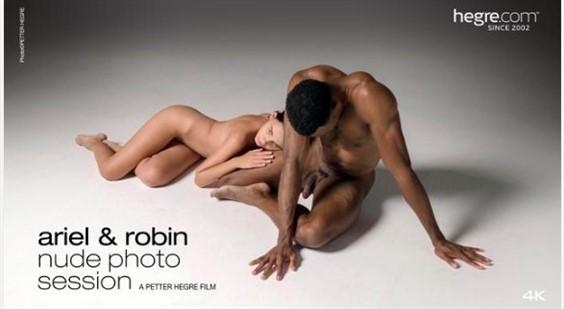 [Full HD] 2021-01-19 Ariel & Robin - Nude Photo Session Ariel - SiteRip-00:18:29   posing, photoshoot, bts - 489 MB