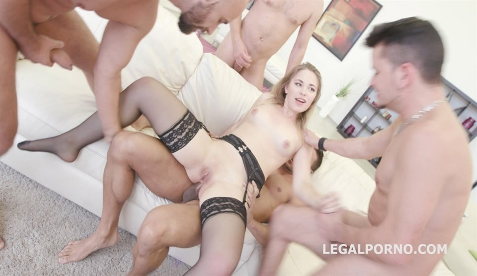 [Full HD] 5On1 Welcome To Porn With Selvaggia. No Pussy Mix - SiteRip-00:55:40 | Anal, Gonzo - 4,8 GB
