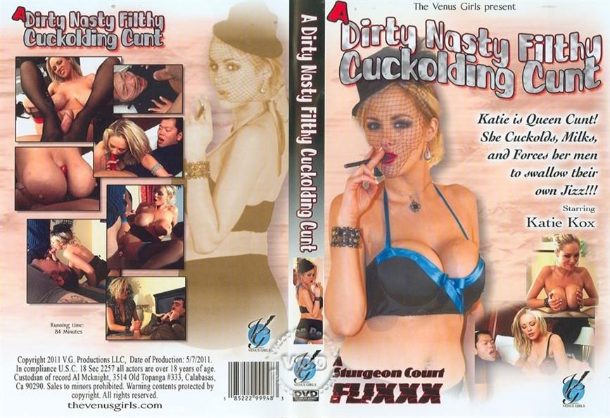 [SD] A Dirty Nasty Filthy Cuckolding Cunt Ethan Cage, Katie Kox, Jason Katana - Venus Girls Productions-01:21:52 | Strapon, Femdom, Submales, All Sex, Foot, Humilation, Cuckold, Fetish - 1,5 GB