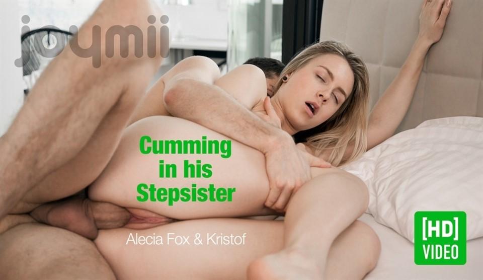 [Full HD] Alecia Fox. Cumming In His Stepsister Alecia Fox - SiteRip-00:19:10 | All Sex - 840,8 MB