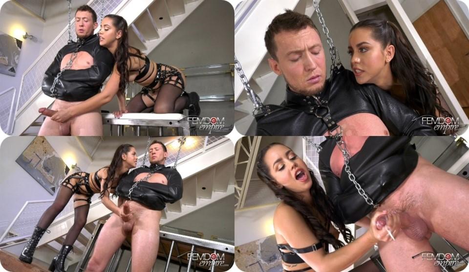 [Full HD] Alina Lopez - Earning His Orgasm Alina Lopez - FemdomEmpire.Com-00:15:00 | Bondage, Straitjacket, Handjob, Stockings, Femdom, Milking - 1,2 GB