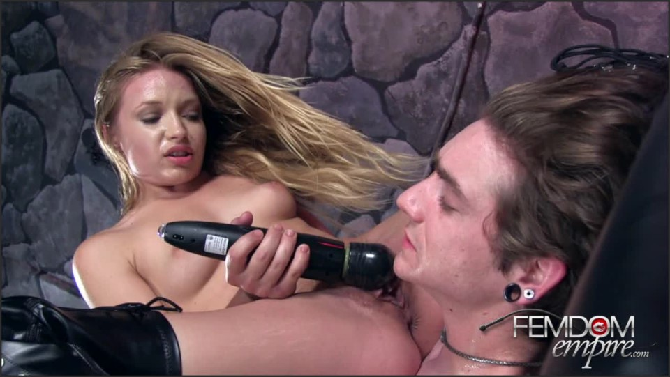 [HD] Alyssa Branch - Facesitting And Squirt On Face Alyssa Branch - SiteRip-00:07:08 | Femdom, Vibrator, Pussy Worship, Facesitting, Squirt - 214,7 MB
