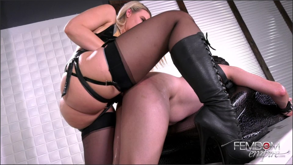 [Full HD] Anikka Albrite. Anikka The Ass-Fucker Anikka Albrite - FemdomEmpire-00:16:36 | Pornstar, Femdom, Strapon, Stockings, High Heels, Big Butt, Blonde, Latex - 1,4 GB