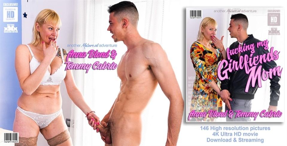 [Full HD] Anna Blond - MILF Anna Blond Is Secretly Fucking Her Daughters Boyfriend Anna Blond - SiteRip-00:35:25 | Facial, Blonde, Toy Boy, Cum, Blowjob, MILF, Old, Big Tits - 2 GB