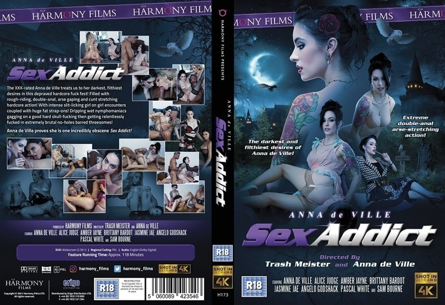 [Full HD] Anna De Ville, Amber Jayne - Anna De Ville Sex Addict Sc3 Anna De Ville &Amp; Amber Jayne - SiteRip-00:24:16   Gonzo Hardcore All Sex Threesomes - 899,9 MB