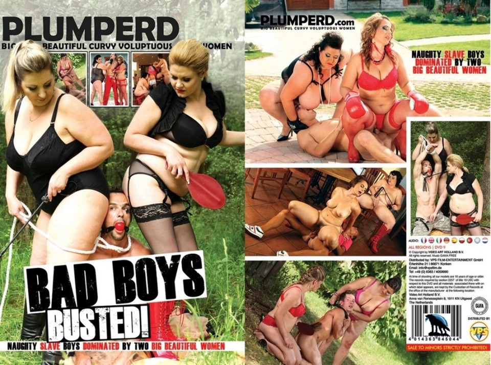 [LQ] Bad Boys Busted Mix - Plumpered-02:10:16 | Fetish, BBW, Strapon, Cum Shots, All Sex, Female Domination, Threesomes - 1,5 GB