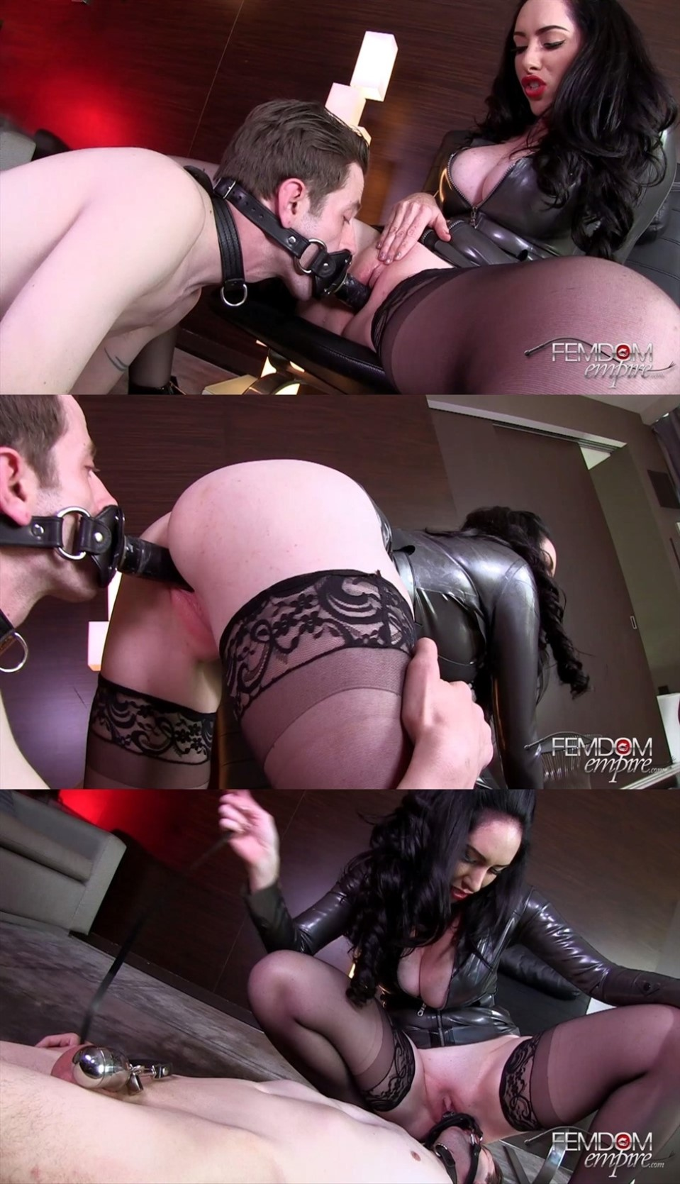 [Full HD] Bella Maree - Useless Slave Cock Bella Maree - SiteRip-00:08:38   Live Dildo, Stockings, Face Fucked, DildoFace, Facesitting, Femdom - 497 MB