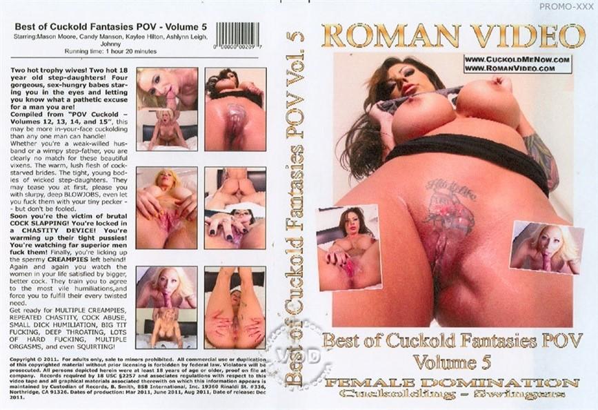 [SD] Best Of Cuckold Fantasies POV 5 Johnny, Roberto, Candy Manson, Mason Moore, Ashlynn Leigh, Kaylee Hilton - Roman Video-01:16:15 | Roman Video, Femdom, Cuckold, Kunilingus, POV - 680,8 MB