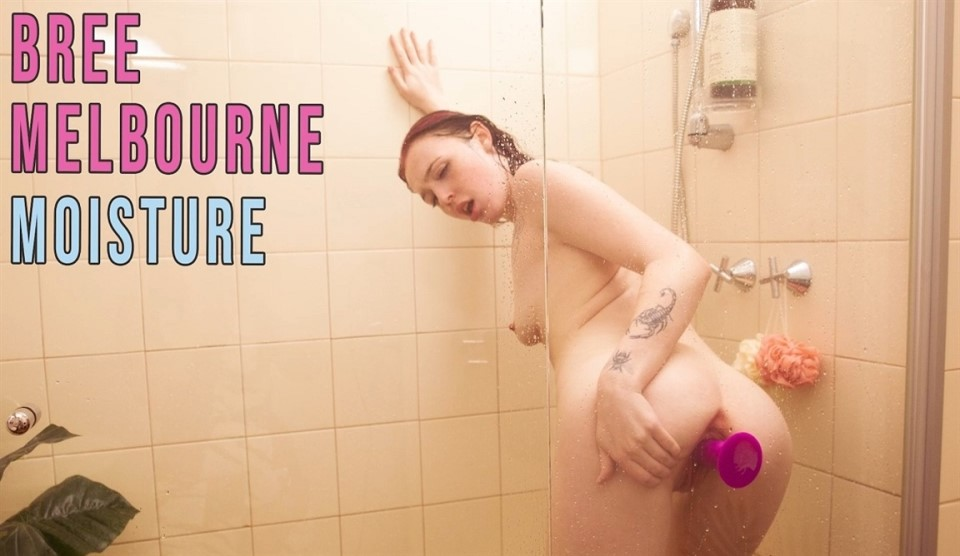 [4K Ultra HD] Bree Melbourne - Moisture Bree Melbourne - SiteRip-00:11:45 | Shaved, Pussy Spreading, Sex Toy, Redhead, Solo Girl - 1,3 GB