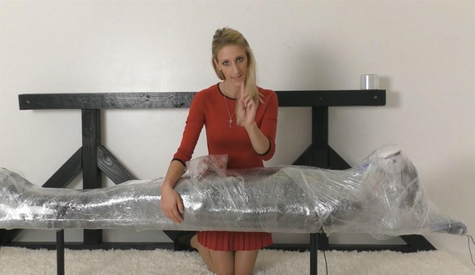 [HD] Carlin Says. Sensory Overload Reprogram Carlin Says - TeaseAndThankYou-00:13:57 | Chastity, Pantyhose, Mummification, Bondage, Femdom, Tease - 643,2 MB