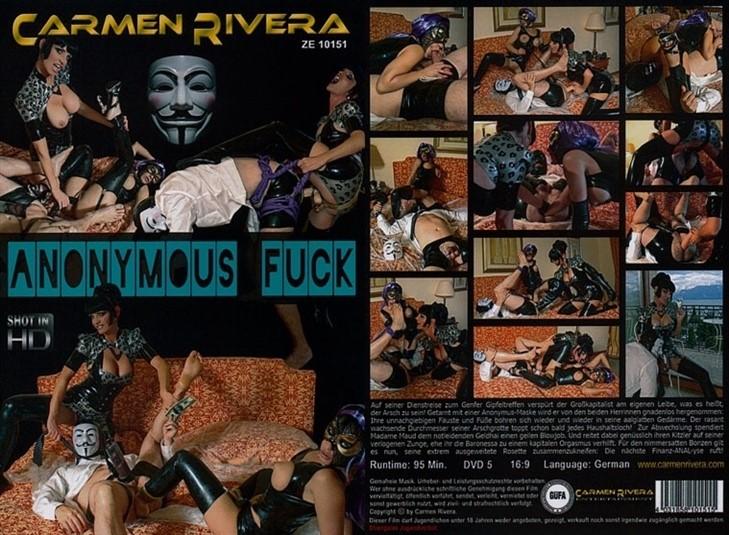[SD] Carmen Rivera - Anonymous Fuck Mix - Carmen Rivera Entertainment-01:12:51 | StrapOn - 1 GB