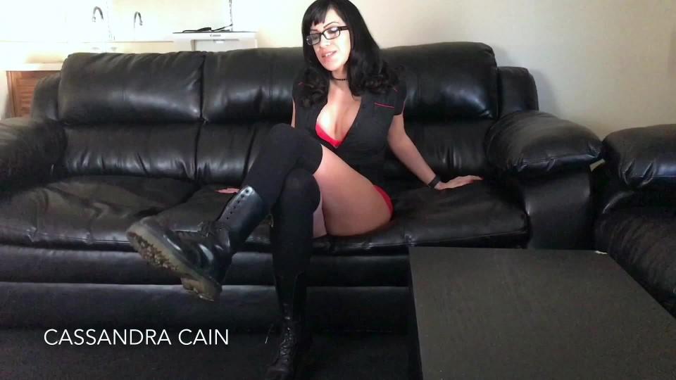 [Full HD] cassandra cain boot worship Cassandra Cain - ManyVids-00:06:23 | Boot Fetish,Femdom,Goddess Worship,Latina,Shoe & Boot Worship - 621,2 MB