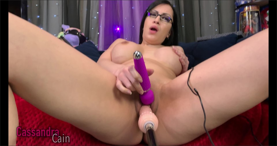 [4K Ultra HD] cassandra cain quick fuck machine test Cassandra Cain - ManyVids-00:05:52 | Big Tits,Fucking Machines,Latina,Orgasms,Vibrator - 2 GB