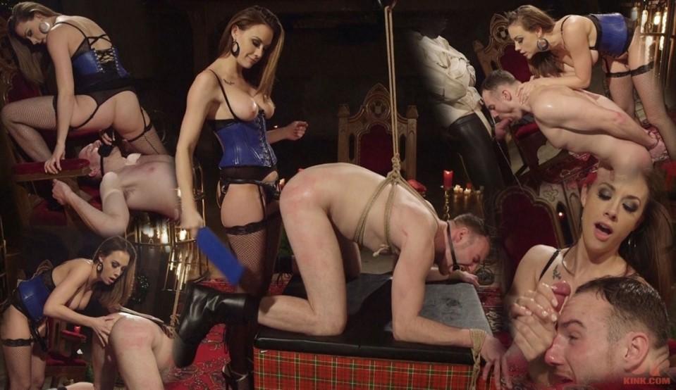 [SD] Chanel Preston - Chanel Preston A Merry Coerced Cock-Sucking Christmas Jimmy Bullet, Chanel Preston, Jonah Marx - Kink.com-00:40:21 | Anal, Straitjacket, Stockings, Slapping, Masturbation, Peg...