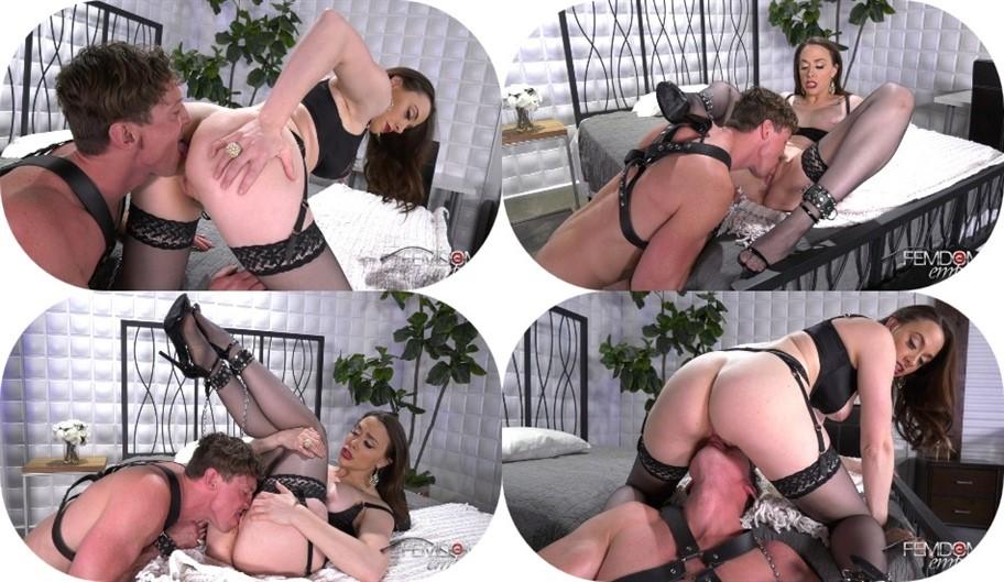 [Full HD] Chanel Preston - On-Demand Boy Chanel Preston - FemdomEmpire.com-00:10:34   FaceSitting, Ass Licking, Pussy Worship, Stockings, Femdom - 895,4 MB
