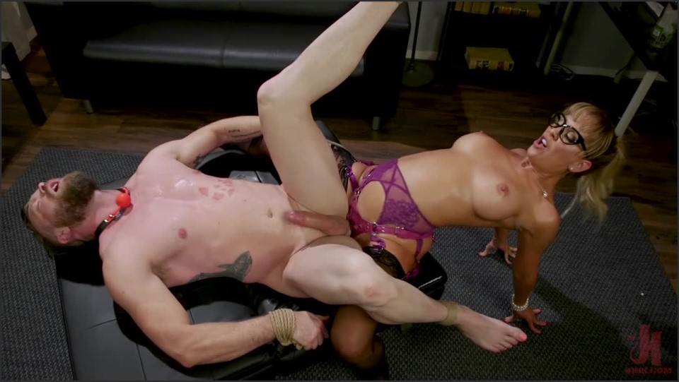 [HD] Cherie DeVille. Executive Discipline Cherie DeVille Humiliates Her Boss Mike Panic Cherie DeVille, Mike Panic - KINK-01:09:17 | Face Sitting, Pussy Eating, Pegging, BDSM, StrapOn, Domination, ...