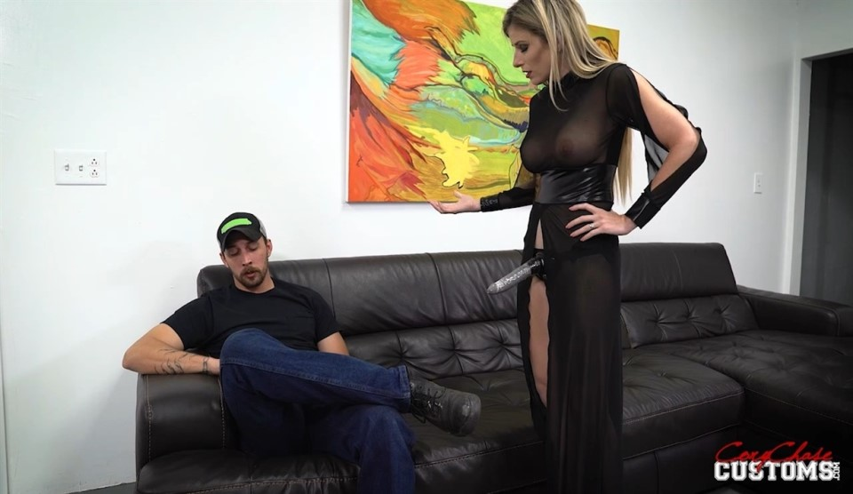 [HD] Cory Chase - Punishing My Son Cory Chase - Corychasecustoms.Com-00:23:07 | Femdom, MILF, Pegging, Strapon - 328,6 MB