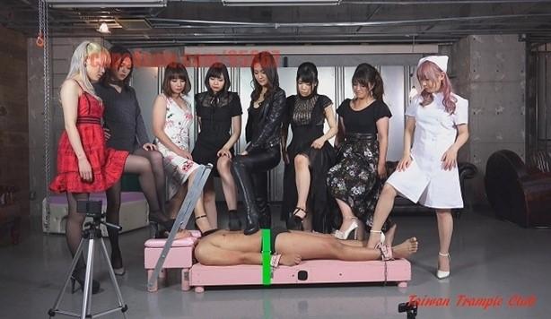 [Full HD] CRUEL ANGELS Mix - Taiwan Trample Club / Clips4Sale.Com-00:22:28 | Stilettos, Herrinnen, Trampling, Fussherrin, Domination, Stomp, Goddess - 2,5 GB