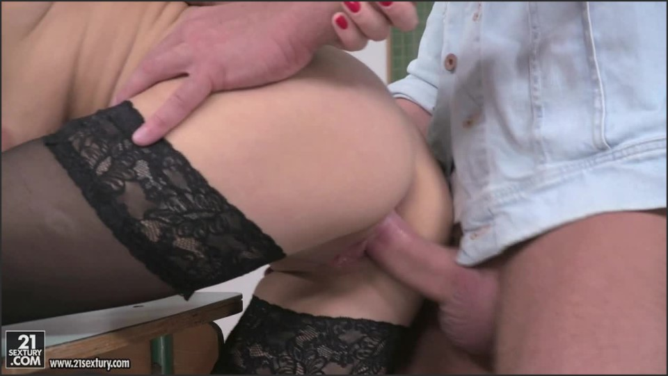 [HD] Dominica Fox. Lessons In Anal Sex Dominica Fox - SiteRip-00:24:54 | Gonzo, Anal - 884,3 MB