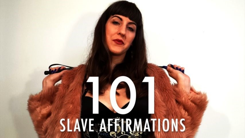 [HD] Dommetomorrow 101 Slave Affirmations DommeTomorrow - ManyVids-00:38:04 | Erotic Magic,Goddess Worship,Magic Control,Mesmerize,Slave Training - 2,2 GB
