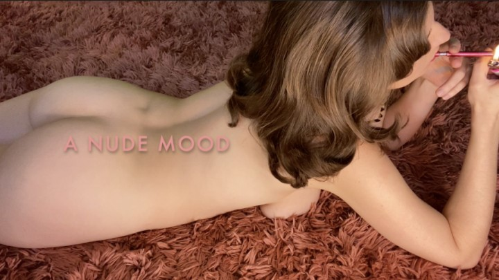 [HD] Dommetomorrow A Nude Mood DommeTomorrow - ManyVids-00:04:26 | Goddess Worship,Glamour Nude,MILF,Tease &Amp;Amp; Denial,Smoking - 37,5 MB