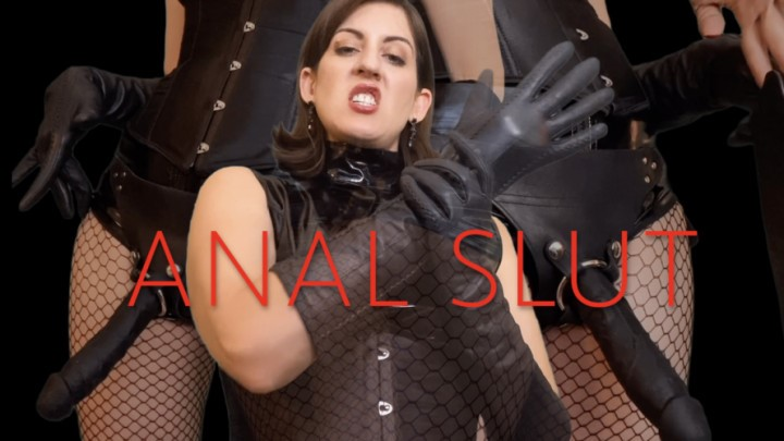 [Full HD] Dommetomorrow Anal Slut DommeTomorrow - ManyVids-00:12:50 | Strap-On,POV Strapon,Femdom POV,Slut Training,Humiliation,SFW - 389,3 MB