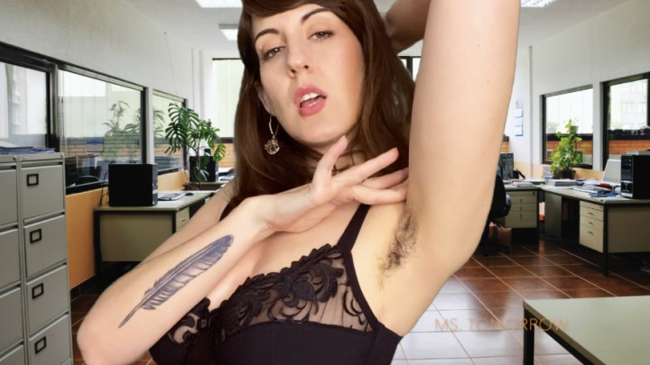 [Full HD] Dommetomorrow Armpit Worship At The Office DommeTomorrow - ManyVids-00:11:15 | Armpits,Hairy Armpits,Role Play,Office Domination,Femdom POV,SFW - 182,5 MB