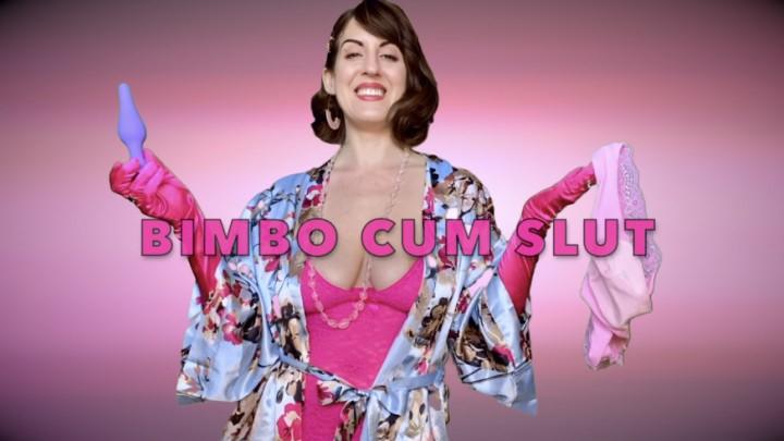 [Full HD] Dommetomorrow Bimbo Cum Slut DommeTomorrow - ManyVids-00:10:33 | Sissification,Sissy Sluts,Sissy Training,Slut Training,Feminization,SFW - 189 MB